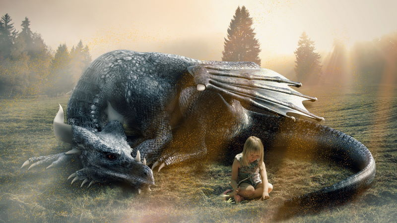 Why a Dragon Might Block Your Path to Freedom