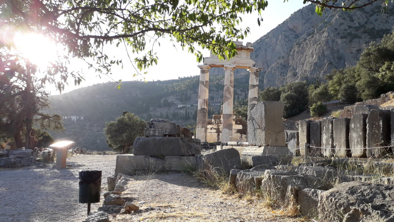 An Experience in Greece